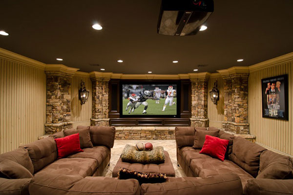 Transforming Your Basement Into The Room Of Your Dreams