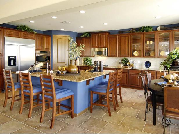 Cherry Kitchen Cabinets_2