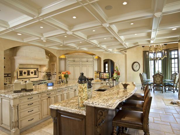 Light Colors Kitchen