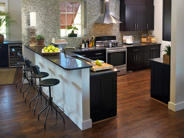 Kitchen Absolute Black Granite Ideas_0