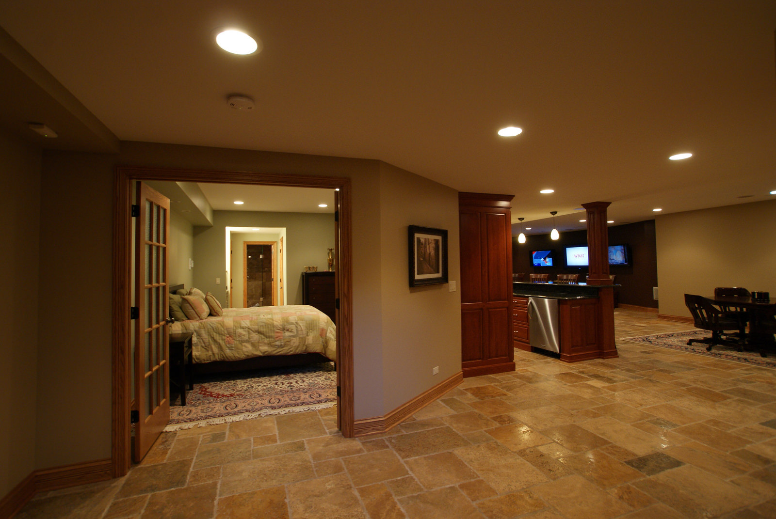 Steps for a successful basement remodeling vista remodeling for Remodeling your home