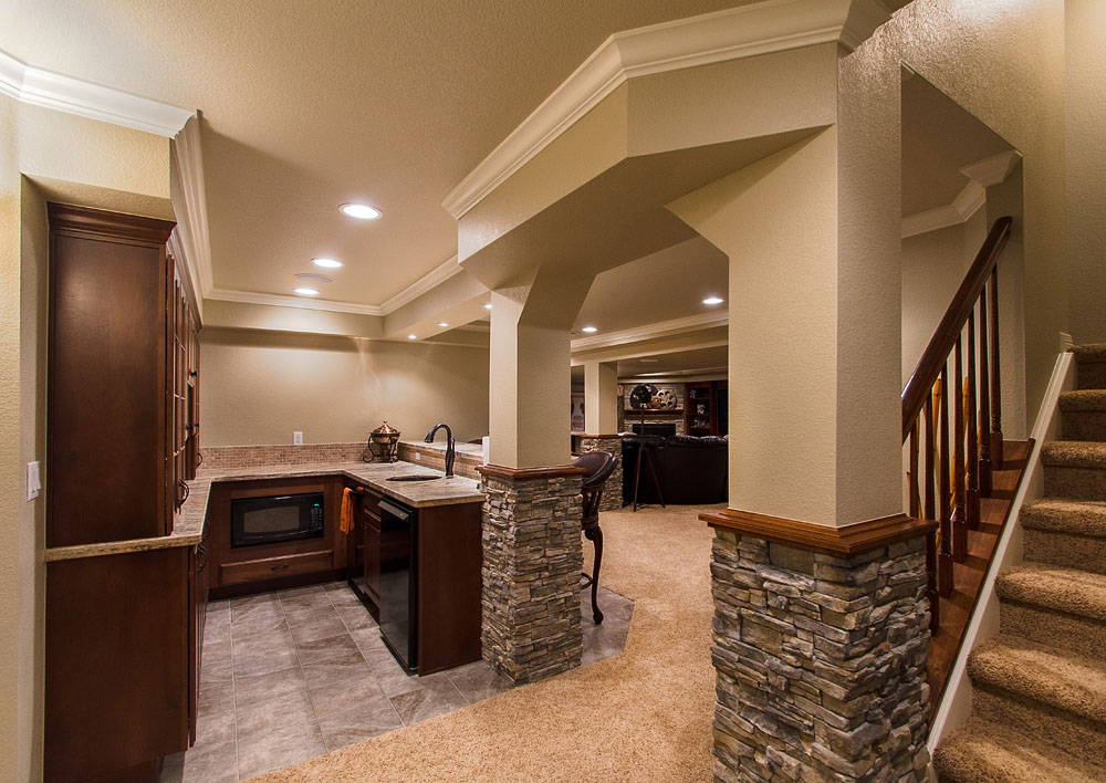 4 points to remember during a basement finishing project | vista