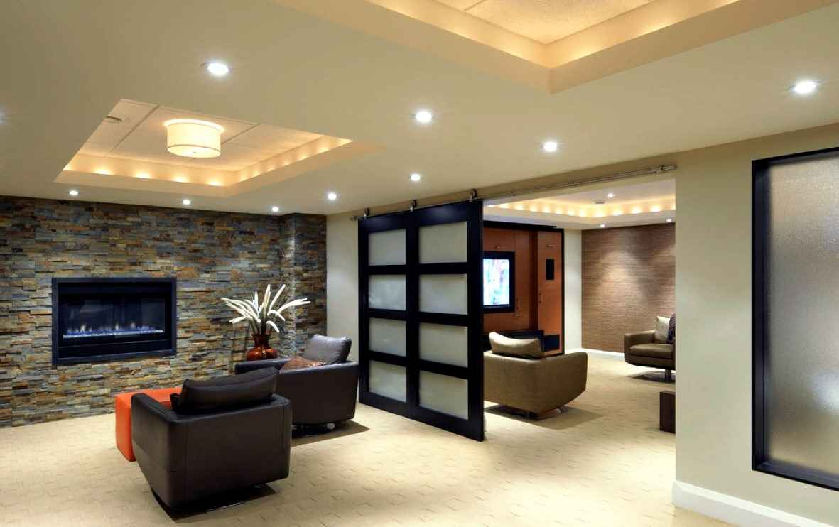 top trends of basement remodeling designs for 2017 - Home Remodel Design