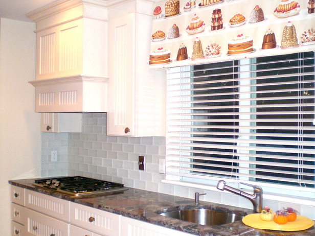 3 x 6 Glass Tile BackSplash