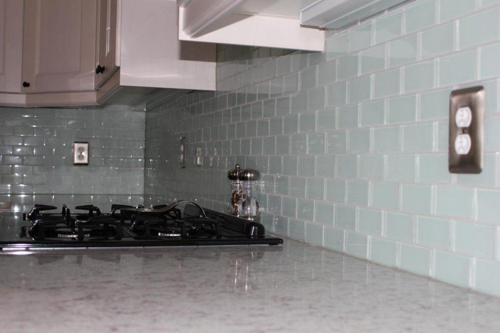 3x6 Glass Subway Tile for Backsplash