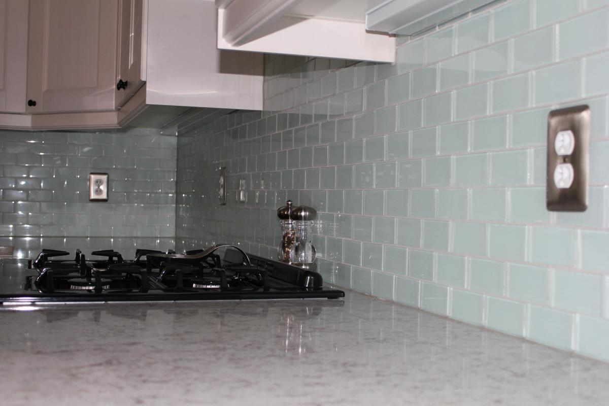 Grouting your home floor tiles vista remodeling Backsplash or no backsplash