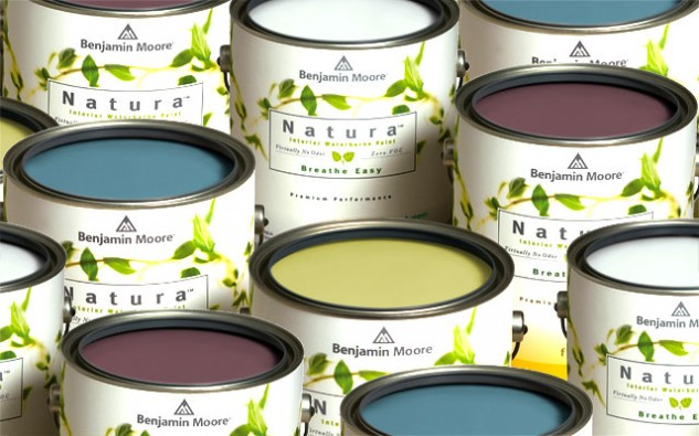 Banjamin Moor Paint Colors