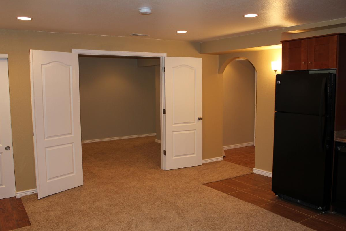Basement Flooring Ideas For Basement Remodeling Vista