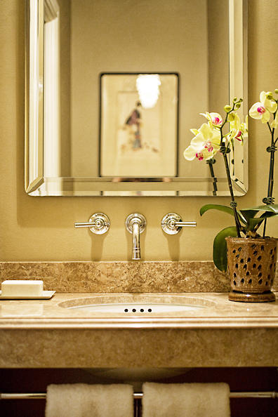 Bathroom Vanity & Sink