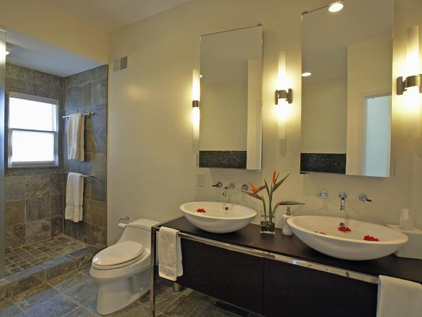 Contemporary Bathroom Pictures home remodeling design | kitchen & bathroom design ideas | vista