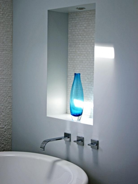 Bathroom Recessed Shelf. Home Remodeling Design Kitchen Bathroom Ideas Vista