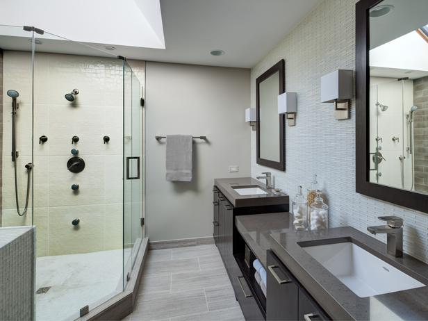 Spa Luxury Style Bathroom Design_0