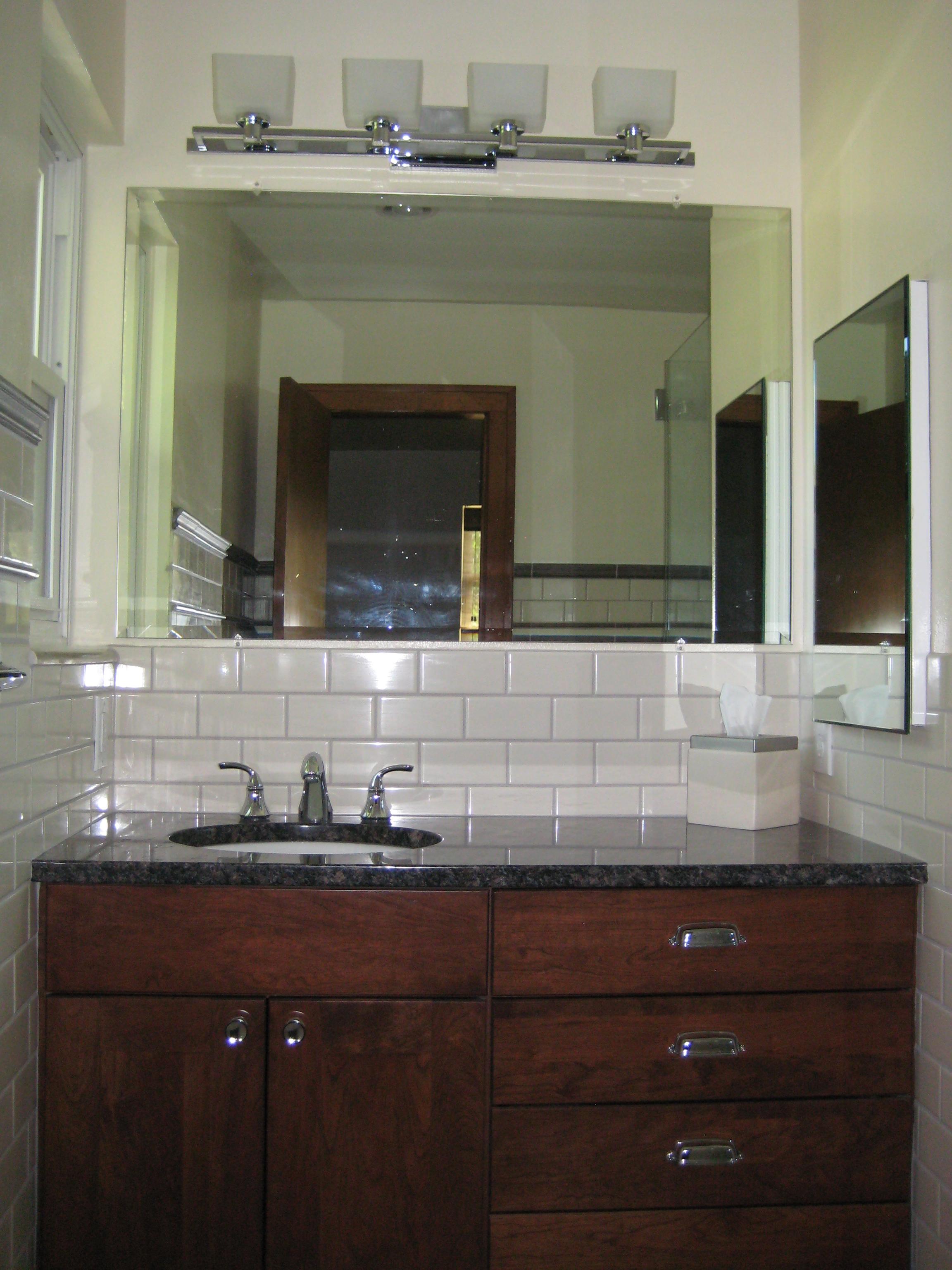 Small Master Bathroom Denver Vista Remodeling