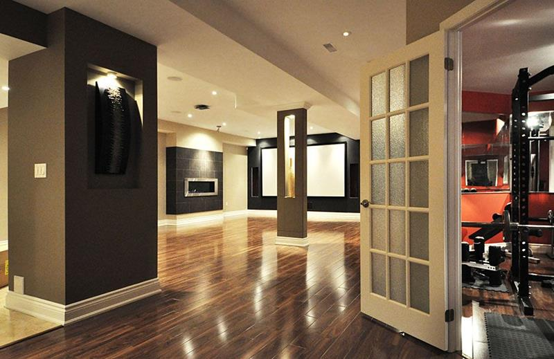 Basement Remodel – Where to splurge vs  Where to save