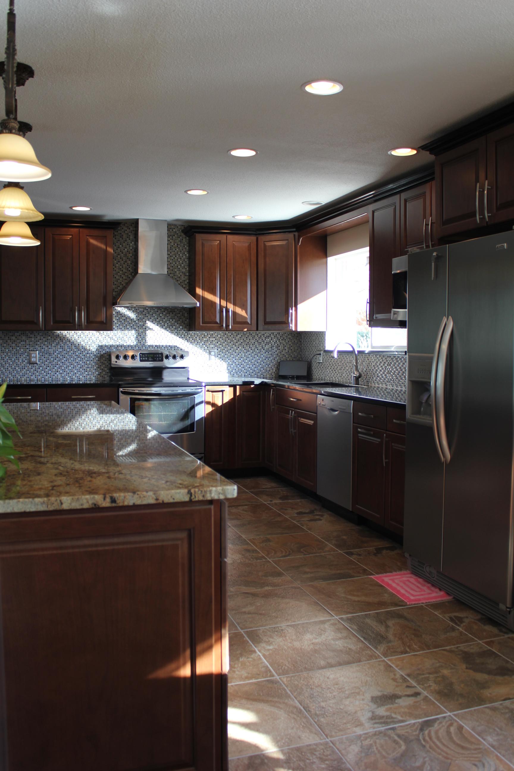 Centennial Co Kitchen Tile
