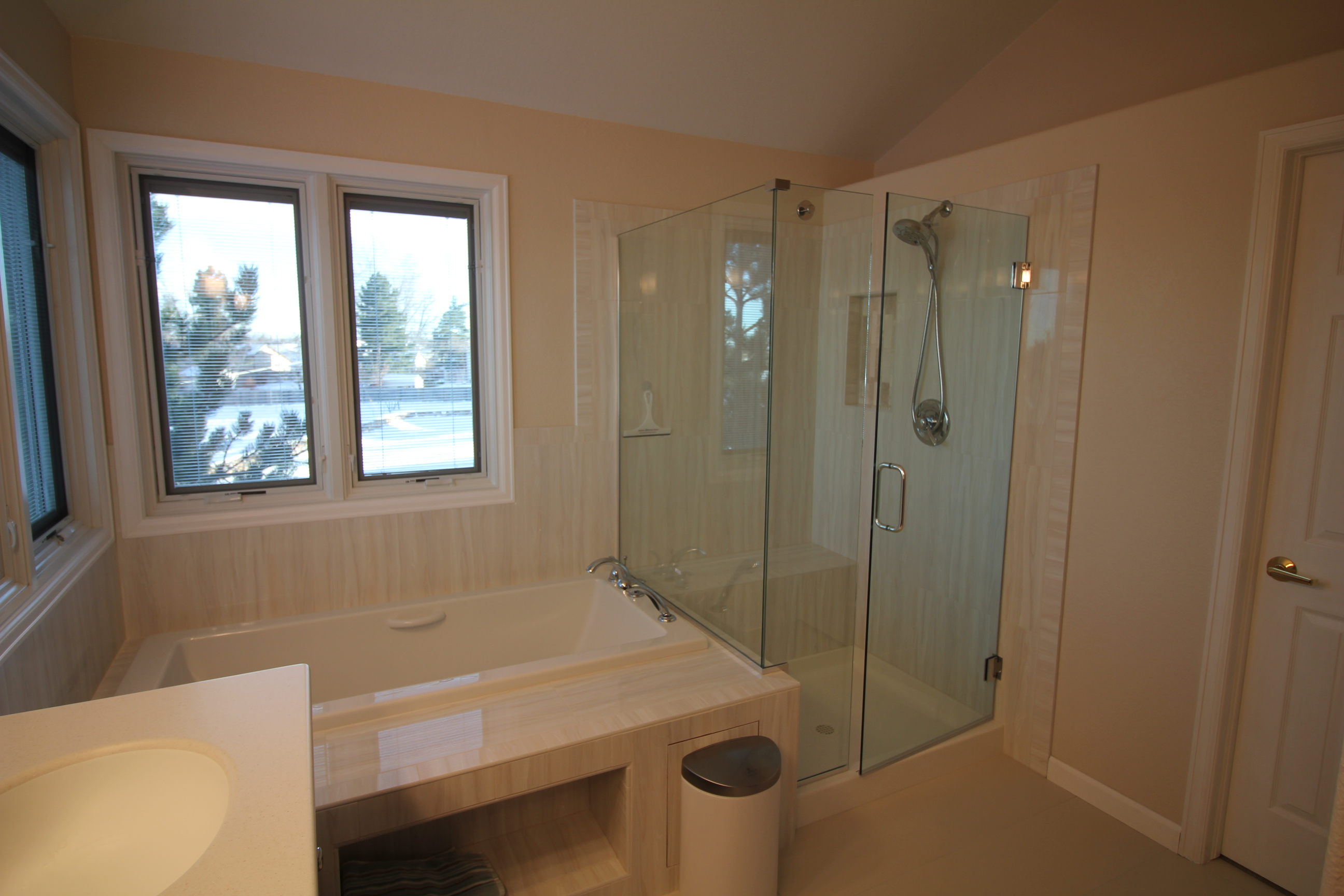 Master Bathroom Remodel Lakewood Vista Remodeling - Bathroom remodeling lakewood