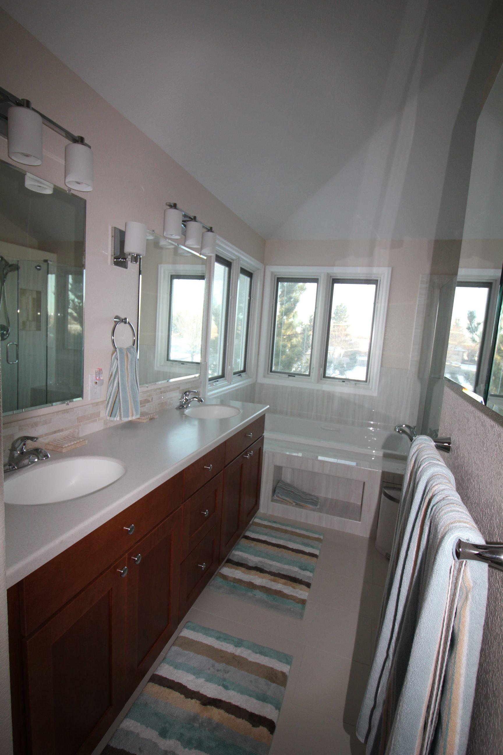 Master Bathroom Remodel, Lakewood - Vista Remodeling