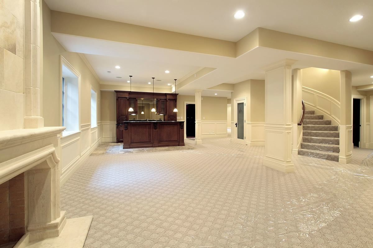 Save Money on Remodeling by Finishing Your Basement