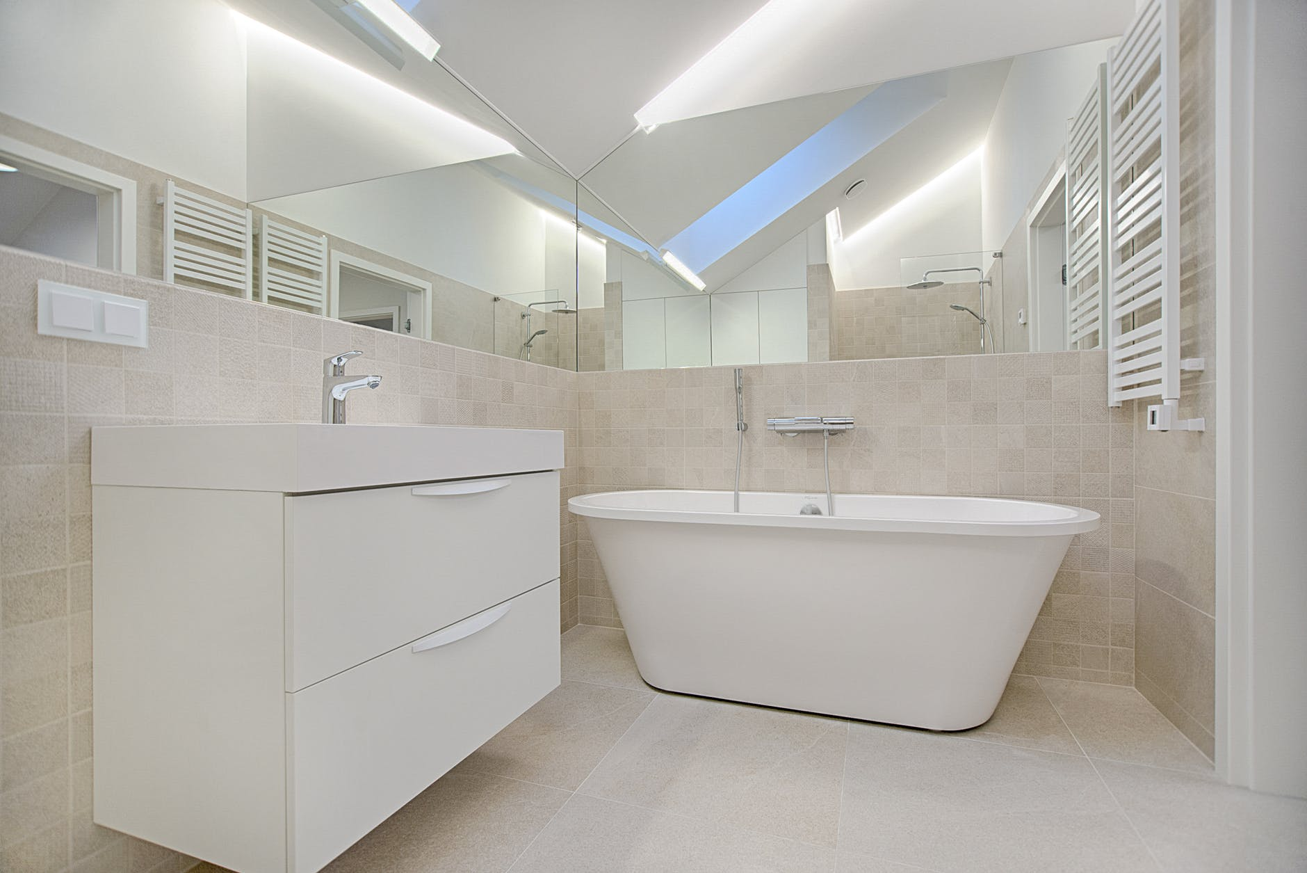 Bathroom Remodeling new trends